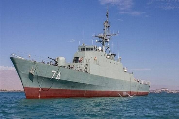 نیروی دریایی ایران در کلاس قدرتهای جهانی/ هنرنمایی افتخارآمیز جمهوری اسلامی ایران در سنپترزبورگ