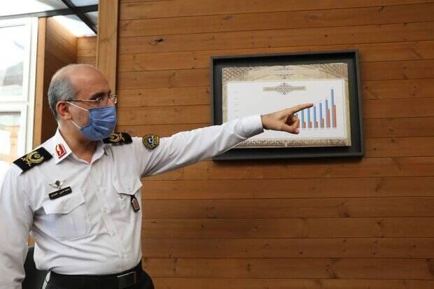 موزه پلیس راهورپایتخت افتتاح شد/ رونمایی از نخستین گواهینامه