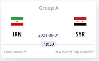 میزبان مسابقات تیم ملی فوتبال مشخص شد