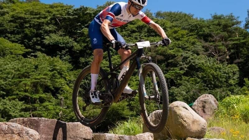 دوچرخه سوار انگلیسی قهرمان المپیک شد