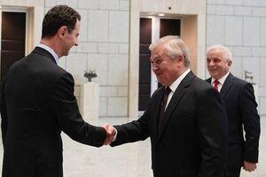 بشار اسد: در تلاش برای فراهم کردن شرایط بازگشت آوارگان سوریه هستیم - کراپشده