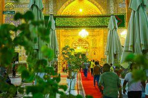کاظمین در آستانه عید غدیر