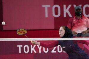 بازتاب درخشش بانوی بدمینتون باز المپیکی ایران در سایت فدراسیون جهانی - کراپشده