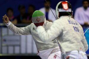 شکست تلخ شمشیربازان ایران مقابل ایتالیا/ حیف شد!