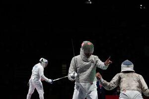 آمریکا حریف شمشیربازان ایران برای کسب جایگاه پنجم المپیک