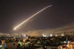 حمله موشکی تروریستها به نیروهای ارتش سوریه