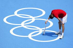 عکس/ دردسر عجیب در المپیک۲۰۲۰