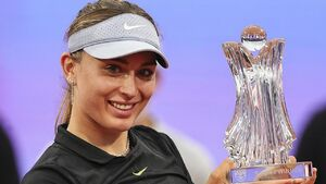 انصراف تنیسور اسپانیایی از المپیک به دلیل گرمازدگی