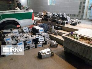 کشف هفت هزار و ۳۵۰ دستگاه رمزارز غیرمجاز در خوزستان