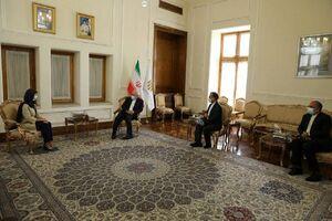 پایان ماموریت سفیر بلژیک در تهران