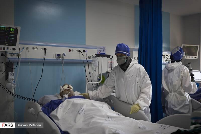 «استان تهران» در بخش مراقبت ویژه کرونا بستری شد!