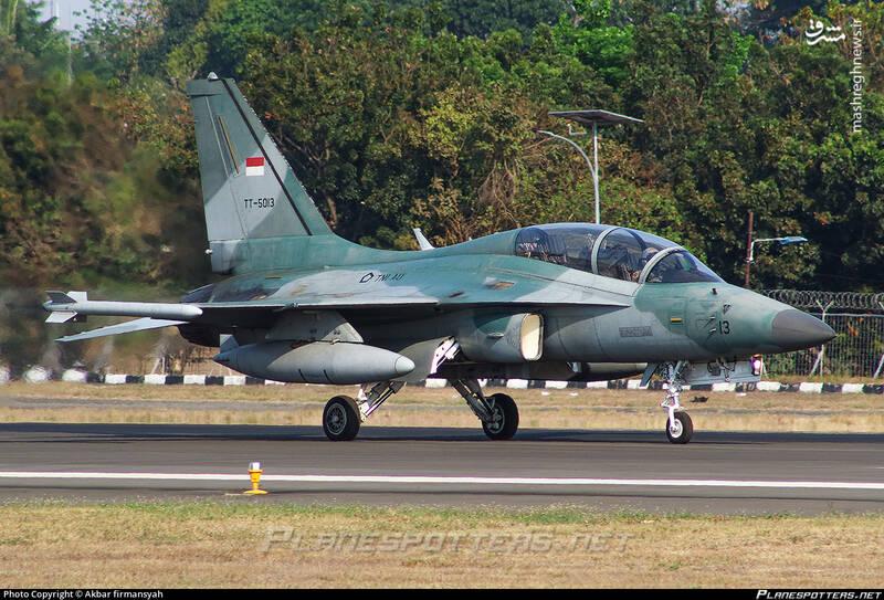 خرید هواپیمای آموزشی از کره توسط اندونزی+عکس