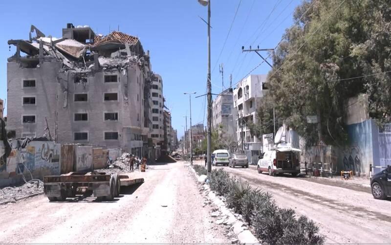 نیازهای معیشتی فلسطینیها گروگان اسرائیل +فیلم