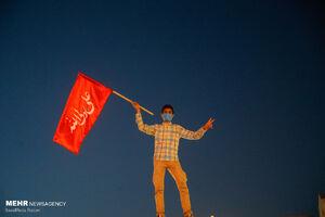 عکس/ جشن عیدغدیر در خیابانهای تهران