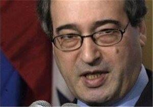 تعابیر ویژه وزیر خارجه سوریه درباره حاج قاسم