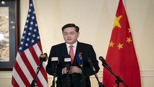سفیر جدید چین در آمریکا: روابط پکن و واشنگتن به مرحله حساسی رسیده است
