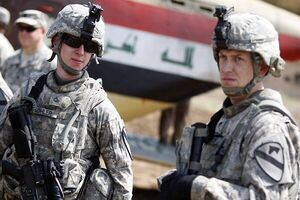 نظامیان آمریکا در طولانی مدت و به صورت نامحدود در عراق خواهند بود