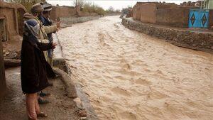 سیل در افغانستان ۴۰ قربانی گرفت