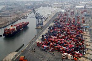 کسری تجاری آمریکا ۳.۵ درصد جهش کرد