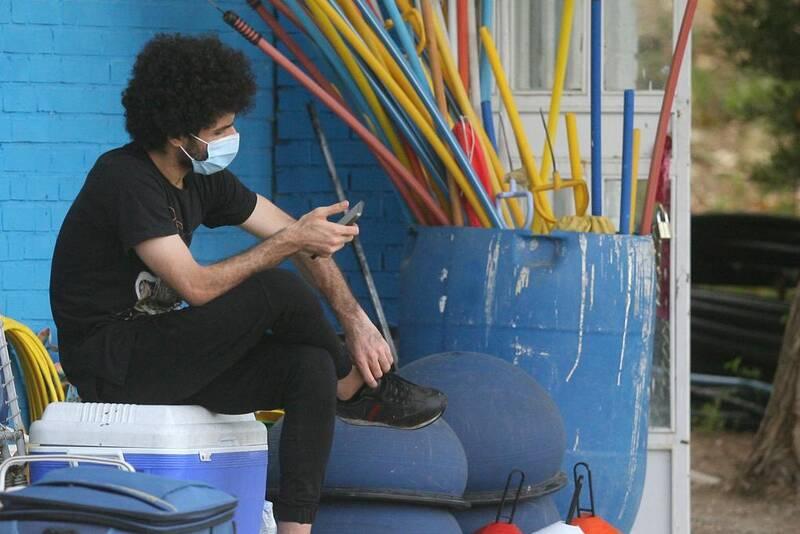 جزئیات آخرین تمرین استقلال پیش از دید ار با سپاهان +عکس