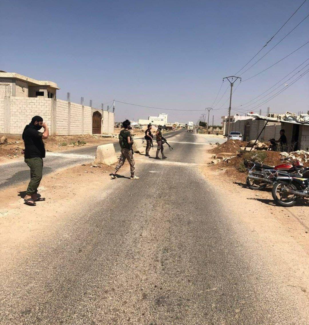 جزئیات تحرکات مشکوک آمریکاییها و انگلیسیها در جنوب سوریه/ دمشق در آستانه یکسرهکردن کار تروریستها در استان درعا پس از ۳ سال + نقشه میدانی و عکس
