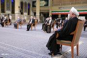 تاخیر در جلسه با رهبرانقلاب عمدی بود؟