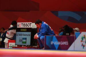 حذف جودوکا ایرانی تیم پناهندگان از المپیک توکیو