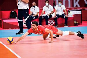 زنگ خطر برای والیبال ایران