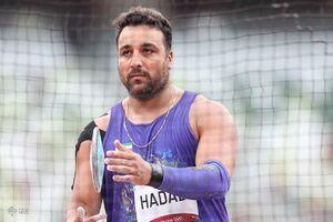 عکس/ ورزشکاران ایرانی در هشتمین روز بازیها