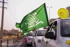 عکس/ جشن عید غدیر در قزوین