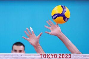 عکس/ جدال والیبالیستهای ایران و ایتالیا در المپیک