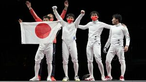 ژاپن رکوردش در کسب طلای المپیک را شکست