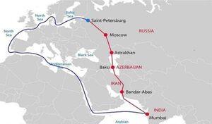 اشتیاق مقامات روس برای تکمیل کریدور شمال-جنوب