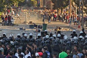 ۲۰۰ فلسطینی در جریان مقابله با نظامیان صهیونیستی در نابلس مجروح شدند