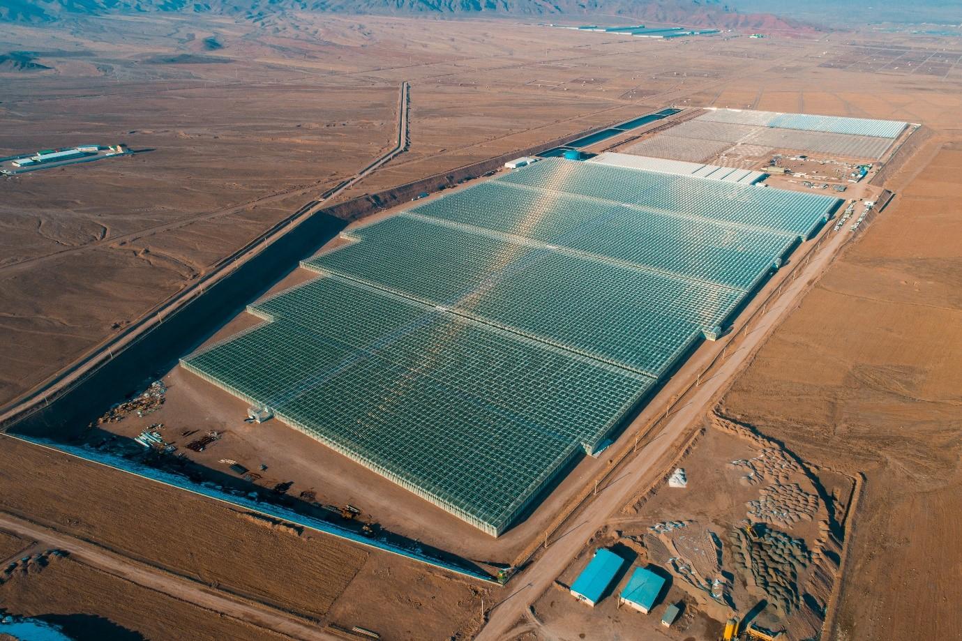 اهمیت گلخانه شیشه ای در حفظ محیط زیست و کاهش مصرف آب در کشاورزی