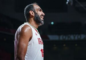 المپیک ۲۰۲۰ توکیو| حدادی؛ مؤثرترین بازیکن ایران مقابل فرانسه