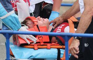 خونریزی مغزی قهرمان المپیک ریو/ فیلدز از بخش مراقبتهای ویژه خارج شد