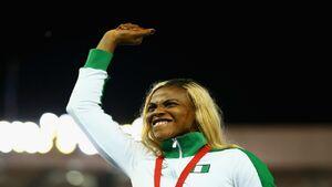 محرومیت دونده نیجریهای از ادامه مسابقات المپیک