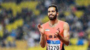 رقیبان حسن تفتیان در دو ۱۰۰ متر المپیک مشخص شدند