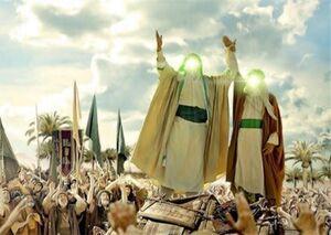 فیلم/ روایتی متفاوت از ماجرای غدیر خم