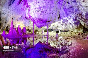 عکس/ دومین غار وسیع جهان