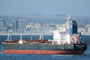 کشتی اسرائیلی هدف حمله پهپادی قرار گرفته است