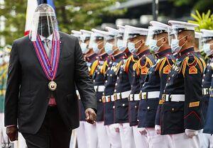 عکس/ وزیر دفاع آمریکا سوژه شد