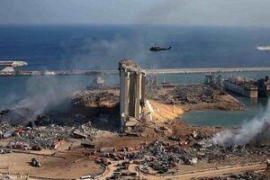 انتشار جزئیاتی جدید از انفجار بزرگ بیروت توسط آمریکا