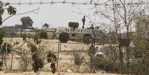 حمله تروریستی داعش به نظامیان مصر در صحرای سینا