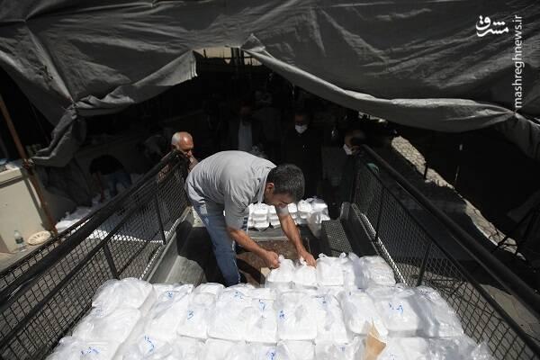 همنمکی ده هزار نفره در عید غدیر