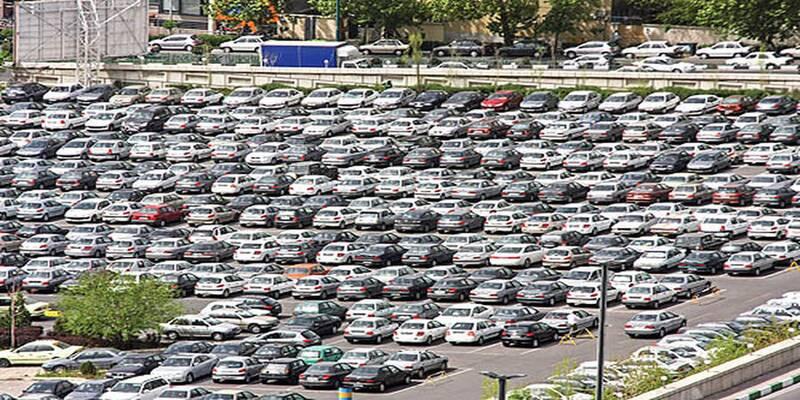 دور تند گرانی در بازار خودرو +نرخها
