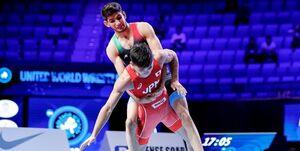 المپیک توکیو| شکست نجاتی و کار سخت او برای صعود