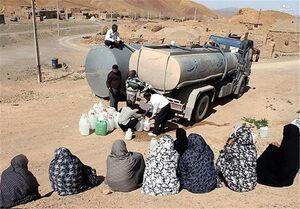 آبرسانی با کمک نقدی هیاتی ها در خرمشهر