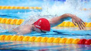 تیم شنای آمریکا با رکوردشکنی قهرمان المپیک شد